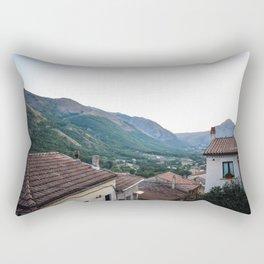 Paesino Rectangular Pillow