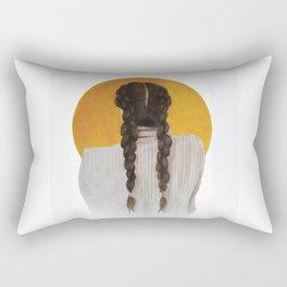 S U N Rectangular Pillow