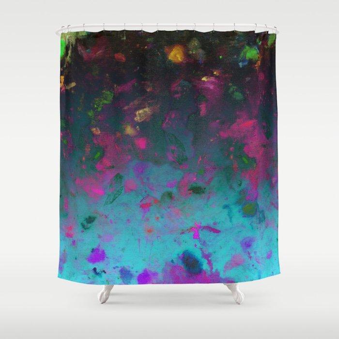Colour Splash G529 Shower Curtain