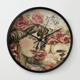 Mea art designs  Wall Clock