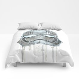 Captain Phasma - Empty Masks Comforters