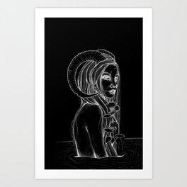 Capricorn Kunstdrucke
