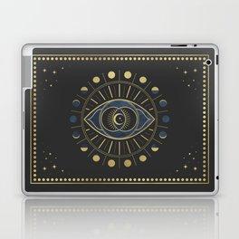 The Third Eye or The Sixth Chakra Laptop & iPad Skin