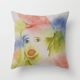 Paillasse Throw Pillow