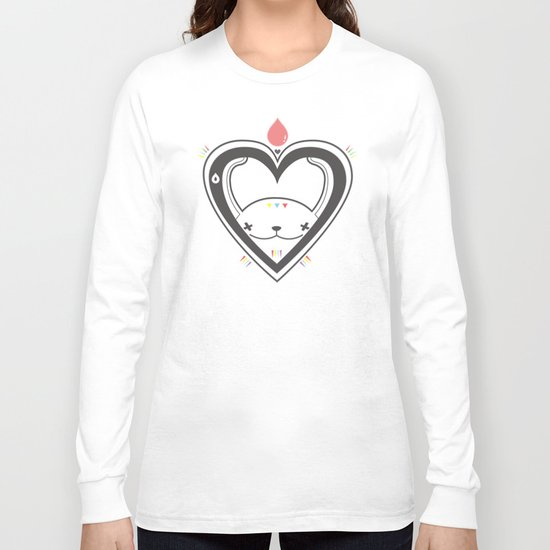 HEART ♥ DROP Long Sleeve T-shirt
