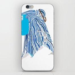 Shiva e Destroyer iPhone Skin