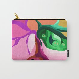 TIRED TREE Carry-All Pouch