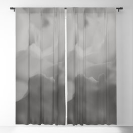 Petals in Abundance - Abstract Floral Photography Blackout Curtain