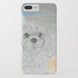 FURever An ANGEL iPhone Case