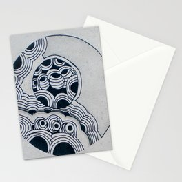 Half Cresent Stationery Cards