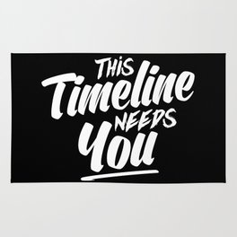 This Timeline Needs You Rug