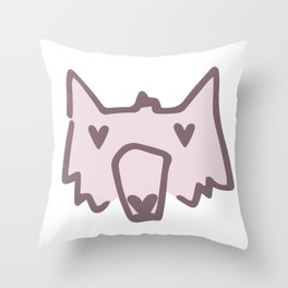 Hunter Colgate Throw Pillow
