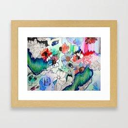Upload Framed Art Print