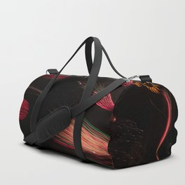 Invasion From Mars Duffle Bag