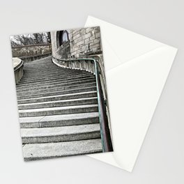 Stairway to Heaven? Stationery Cards