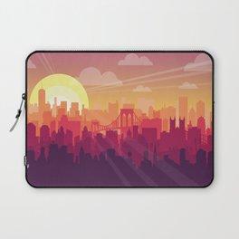 Brooklyn Sunset Laptop Sleeve