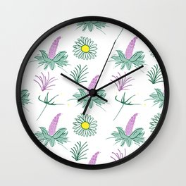 RHEA & ELLA Wall Clock