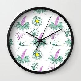RHEA & ELLA Wall Clock
