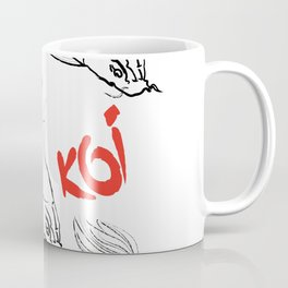 koi Coffee Mug