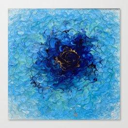 Abyss - Vulpecula Canvas Print
