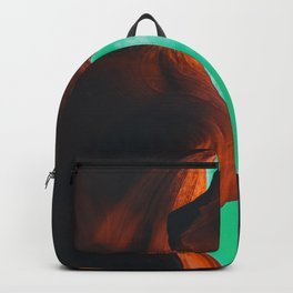 Colorful canyon sky Backpack