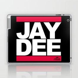 JAY DEE aka JDILLA (RUNDMC tribute) Laptop & iPad Skin