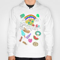 """obey Hoodies featuring Obey by C*MAR """"Creative Minds Are Rare"""""""