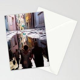 A Reflection of City Life by GEN Z Stationery Cards