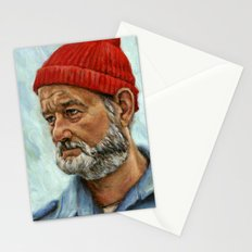 Bill Murray / Steve Zissou Stationery Cards