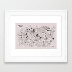Folie Framed Art Print