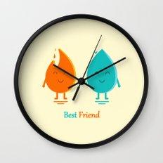 Best Friend Wall Clock