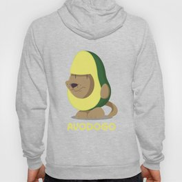 Delicious Avodogo - Dog & Avocado Lovers Shirt Hoody