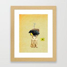 CatDog ? Framed Art Print