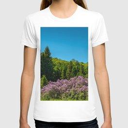 USA Sleeping Bear Dunes National Park Nature Parks Syringa Trees Shrubs park Lilac Bush T-shirt