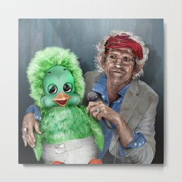 Keith and Orville Metal Print
