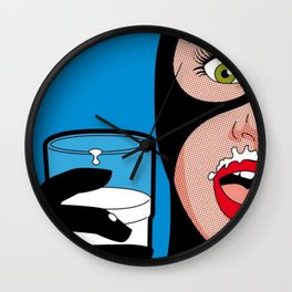 Have Some Milk? Wall Clock