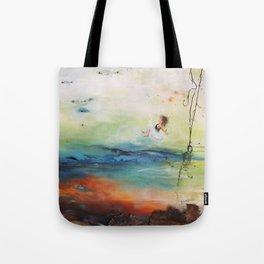 En suspension Tote Bag