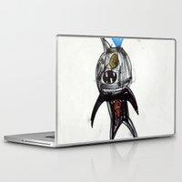 hero Laptop & iPad Skins featuring Hero by landon zobel