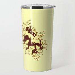 Little dog Travel Mug