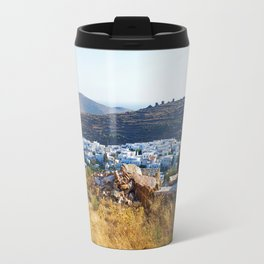 Pyrgos village Travel Mug