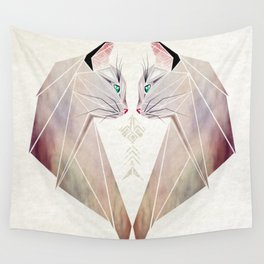cat lovers Wall Tapestry