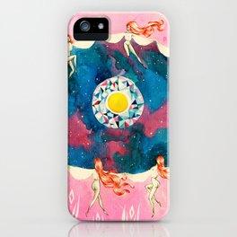 Iele iPhone Case
