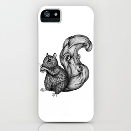 Nuts for a Friend iPhone Case