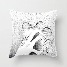 To Grasp Creativity Throw Pillow