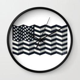 Made in America Wall Clock