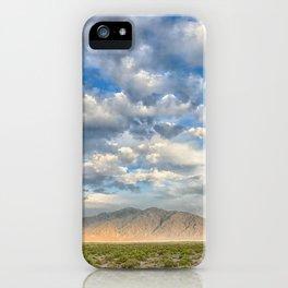 A Desert Day iPhone Case