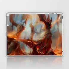 Bloodstained Mire Laptop & iPad Skin