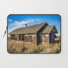 Chicken House, Backroads Farmstead, Valley County, MT Laptop Sleeve