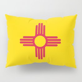 New Mexico Flag Pillow Sham