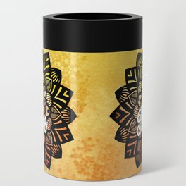 Be Brave Mandala Can Cooler